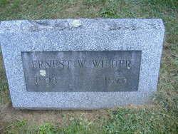 Ernest William Wilder