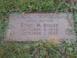 Ethel M. Bailey