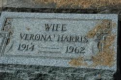 Verona Harris