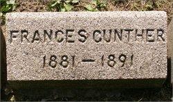Frances Gunther