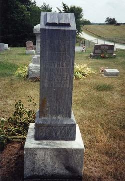 Bertha Jane <i>Teter</i> Pryor