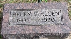 Helen Mae <i>Willis</i> Allen