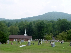 Turniptown Baptist Church Cemetery