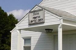 Shiloh Primitive Baptist Church
