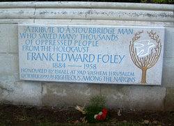 Capt Frank Edward Foley