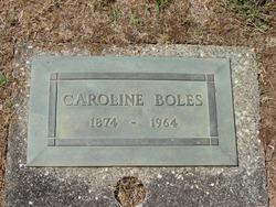 Caroline Boles