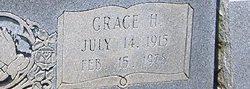 Grace Elizabeth <i>Huffstetler</i> Gordon