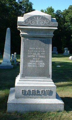 Sappho E <i>Soule</i> Barlow