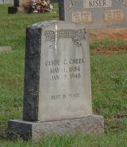 Clyde C. Cheek