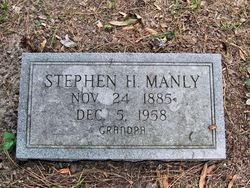 Stephen Homer Manly