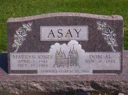Marylin Jones Asay