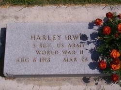 Harley Irwin