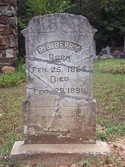 Robert Benjamin Berry