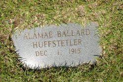 Alamae <i>Ballard</i> Huffstetler