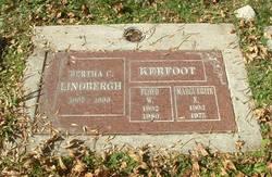 Bertha C. Lindbergh