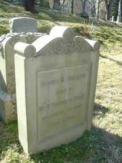 Mary B. <i>Watson</i> Stahl