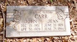 Jean Carr