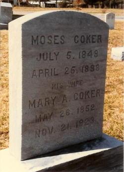 Moses Coker