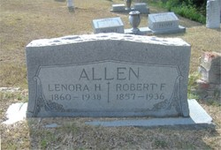 Lenora J Linnie <i>Holley</i> Allen