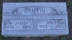 Jinett <i>Buchner</i> Griffin