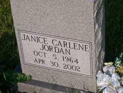 Janice Carlene Jordan