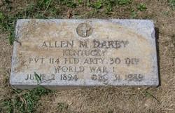 Allen M Darby
