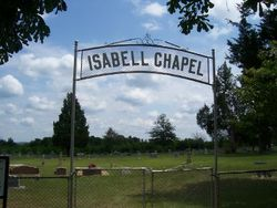 Isabell Chapel Cemetery