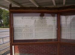 Cowley Cemetery