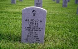Arnold A Arnie Lentz