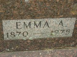 Emma Agnes <i>Hoeft</i> Adams