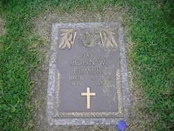 John W Elmer