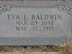 Eva Lee <i>Denman</i> Baldwin