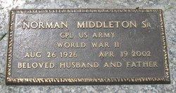 Norman Middleton, Sr