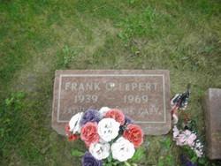 Frank G LePert