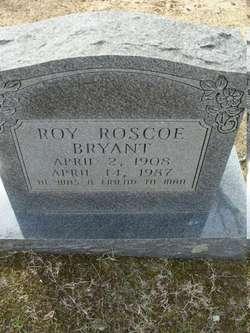 Roy Roscoe Bryant