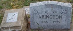 Robert Abington