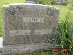 Anna E <i>Pearce</i> James