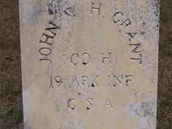 John W. H. Grant