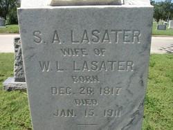 Susan Anne <i>Byers</i> Lasater
