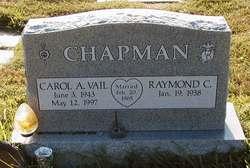 Carol A <i>Vail</i> Chapman