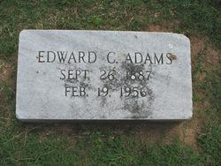 Edward Clarence Adams