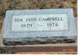 Ida Jane <i>Bridges</i> Campbell