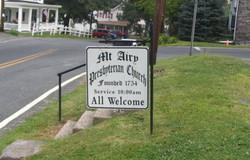 Second English Presbyterian Church Cemetery