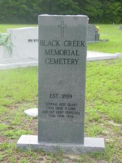 Black Creek Memorial Cemetery