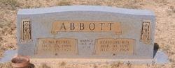 Beauford Roy Abbott