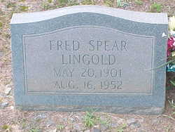 Fred Spear Lingold