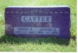 Leoran Q. Ora Carter