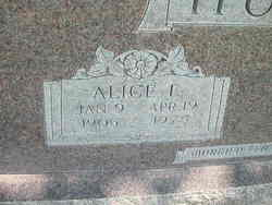 Alice E. Humble