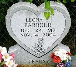 Leona S. Barbour