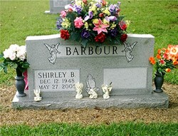 Shirley B. Barbour